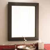Cuzco Mirror, 27-1/2''W x 1-3/4''D x 34''H
