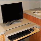 Dropout Cabinet Fixtures TopDrop Desktop Hardware