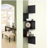 Hanging Corner Storage, Black