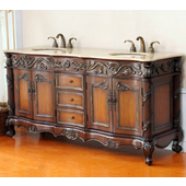 Freestanding Bathroom Vanities U003e