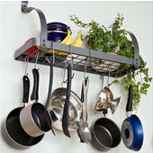 Rectangular Pot Racks