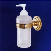 Empire Bentley Satin Nickel Soap Dispenser