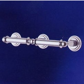 Empire Bentley Polished Chrome Double Toilet Paper Holder