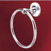 Empire Carlton 6.5'' Polished Chrome Towel Ring