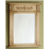 Empire - Sienna Bathroom Mirror, 22'' W x 28'' H, Antique White