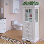 Bathroom Storage and Shelving
