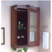 Empire - Kensington Medicine Cabinet, Recessed, Cinnamon