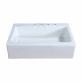 Empire 33'' Single Cast Iron Farmhouse Kitchen Sink