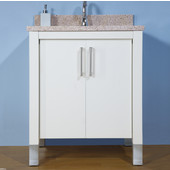 Empire - 30'' Contempo Vanity, White