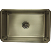 Empire Single Bowl Stainless Steel Sink