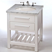 Empire - 30'' Priva Vanity, White