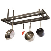 All Bars Pot Rack, 40''W x 16''D x 14''H