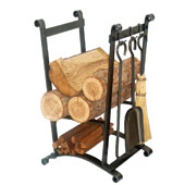 Compact Curve Rack with Tools