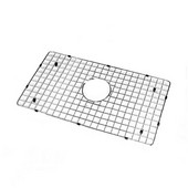 #EX-BG-7100, Wirecraft® Stainless Steel Bottom Grid in Stainless Steel, 27-1/2'' W x 17-1/7'' D