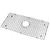 #EX-BG-7200, Wirecraft® Stainless Steel Bottom Grid in Stainless Steel, 31'' W x 17-1/7'' D