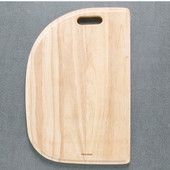Endura Series ''D'' Shaped Cutting Board, 13-1/4'' W x 20'' D x 3/4'' H