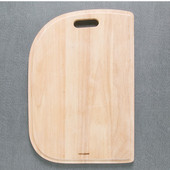 ''D'' shaped Cutting Board, 13-1/2'' W x 19-3/4'' D x 3/4'' H