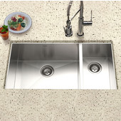 Contempo 70/30 Double Bowl Stainless Steel Sink
