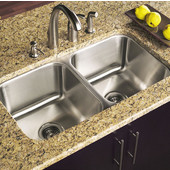 Elite Series 50/50 Undermount Double Bowl Sink