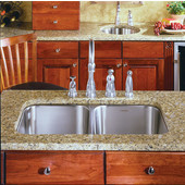 Medallion Classic Series 50/50 Undermount Double Bowl Sink