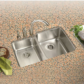 Medallion Classic Series 60/40 Undermount Double Bowl Sink