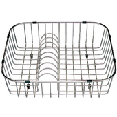 Rinsing Basket with plate rack