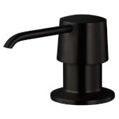 Endura 360° Swivel Soap Dispenser in Oil Rubbed Bronze, Dispenser Height: 2-1/2'' H, Spout Reach: 3-3/4'' D, Spout Height: 2-5/8'' H