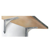 Arrowwood Countertop / Shelf Bracket, 8''-12'' Depth, Available in Multiple Sizes and Finishes