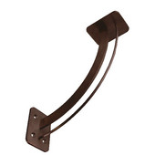 San Juan Floating Counter Top Support Bracket, 11'W x 11'H, Bronze