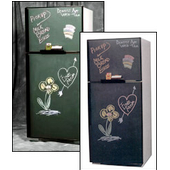 Fun and Practical - Appliance Panel Chalkboard Kits (To fit refrigerators equipped with factory built-in trim)