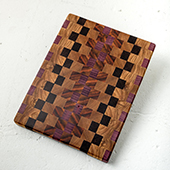Lutsen End Grain Cutting Board, 22'' W x 14.5'' D x 1.5'' H