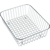 Artisan Polished Stainless Steel Drain Basket