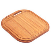 Compact Solid Wood Small Cutting Board