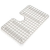 Fireclay Coated Stainless Steel Bottom Grid