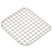 Fireclay Coated Stainless Shelf Grid, Left Hand