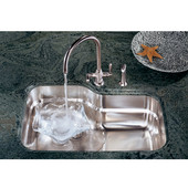 Orca Stainless Steel Single Bowl Undermount Sink