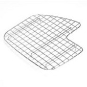 Vision Coated Stainless Steel Bottom Grid, Left Hand
