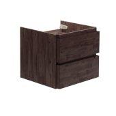 Formosa 23'' Wall Hung Modern Vanity Base Cabinet, 23'' W x 20'' D x 19-1/2'' H