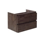 Formosa 29'' Wall Hung Modern Vanity Base Cabinet, 29'' W x 20'' D x 19-1/2'' H
