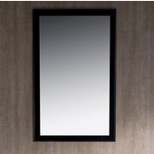 Oxford 20'' Espresso Mirror