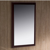 Oxford 20'' Mahogany Mirror