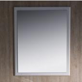Oxford 26'' Antique White Mirror