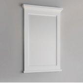 Windsor 27'' Matte White Bathroom Mirror, 27''W x 1-4/5'' D x 34-4/5'' H
