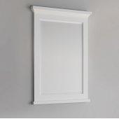 Windsor 30'' Matte White Bathroom Mirror, 30''W x 1-4/5'' D x 34-4/5'' H