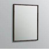 Formosa 26'' Bathroom Mirror, 26''W x 1-2/5'' D x 32'' H