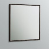 Formosa 32'' Bathroom Mirror, 32''W x 1-2/5'' D x 32'' H