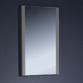 Torino 21'' W Gray Mirror, 19-5/8'' W x 1-1/4'' D x 31-1/2'' H