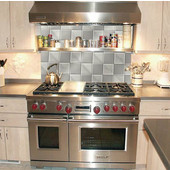 Stainless Craft Backsplash and Accessories