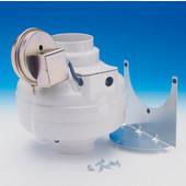Fantech Dryer Booster Kit with FR 110 Fan