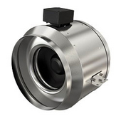 Fantech Inline Mixed Flow Fan for 10'' Duct with 1267 CFM